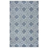 Rizzy Home Valintino Collection VN9688 Area Rug (5' x 8') - 5' x 8'