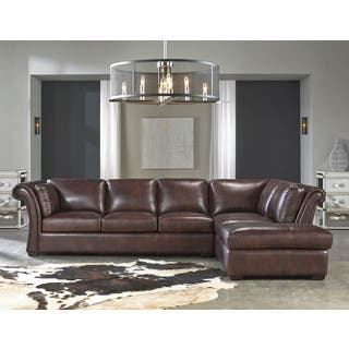 Buy Right Facing, Rustic Sectional Sofas Online at Overstock.com ...