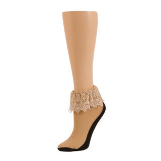 Memoi Women's Glacefall Anklet