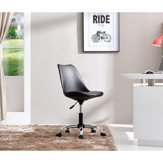 Hodedah Armless Office Chair