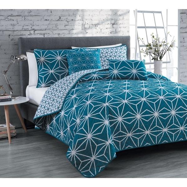 Avondale Manor Emery 5-piece Quilt Set