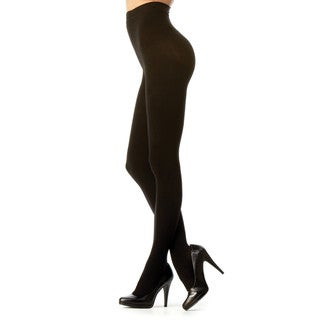 Memoi Women's Perfectly Opaque Control Top Tights (4 options available)