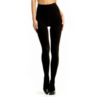 Memoi Women's 90 Denier Control Top Tights