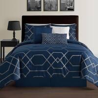 Kotter Home Hampton 7-Piece Comforter Set