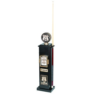 RAM Game Room Route 66 Gas Pump Cue and CD Holder