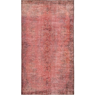 ecarpetgallery Color Transition Brown Wool Rug (4 x 7'2)