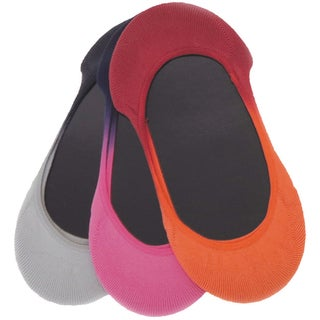 Memoi Women's Microfiber Dip Dye Liner (Pack of 3)
