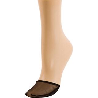 Memoi Women's Sheer Toe Cover