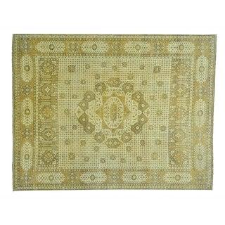 Mamluk Wool Handmade Historical Egyptian Oriental Rug (9' x 11'7)