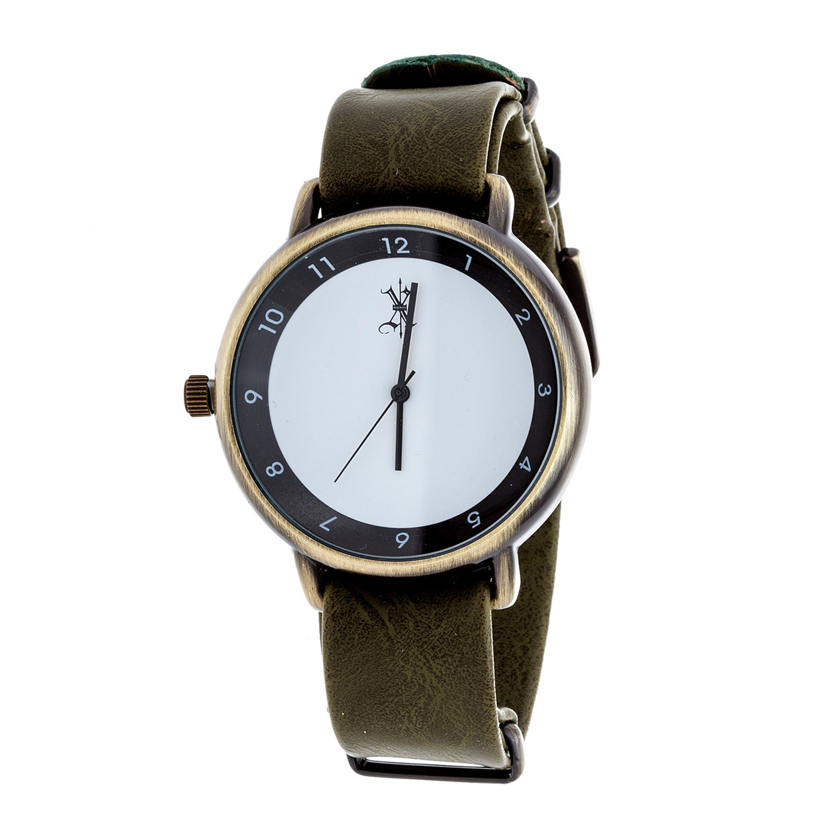 XTREME Brooklyn Exchange Men's Gold Case and White Dial /...