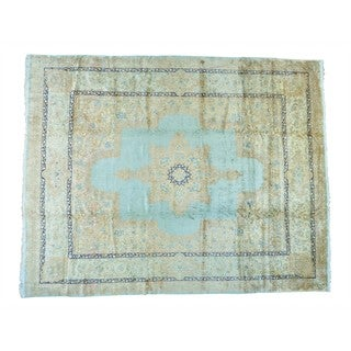 Antique Persian Kerman Oversize Mint Cond Oriental Rug (14'3 x 18')