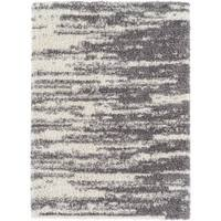 The Curated Nomad Chapman Striped Area Rug - 2' x 3'7