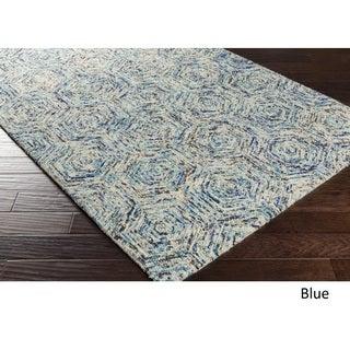 Hand Hooked Davison Wool Rug (8' x 10')