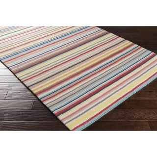 Hand Hooked Dalal Wool Rug (8' x 10')