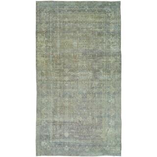Antique Persian Kerman Even Wear Oversize Oriental Rug (11'6 x 20'5)