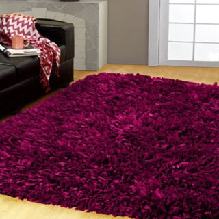 purple shag rugs u0026 area rugs to decorate your floor space