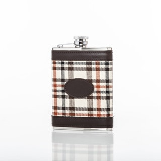 The Checkered Canteen Flask
