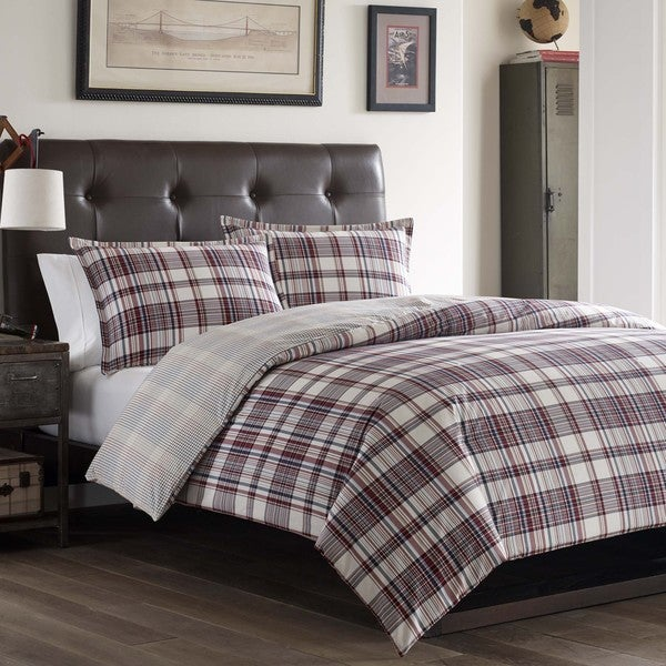 Poppy & Fritz Darcy Cotton 3-piece Comforter Set