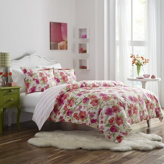 Poppy & Fritz Buffy Cotton 3-piece Comforter Set