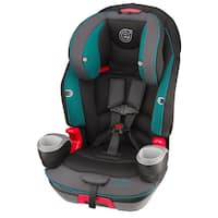 Evenflo Evolve Booster Car Seat in Waterfall Mist