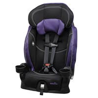 Evenflo Chase LX Booster Car Seat in Jasmin