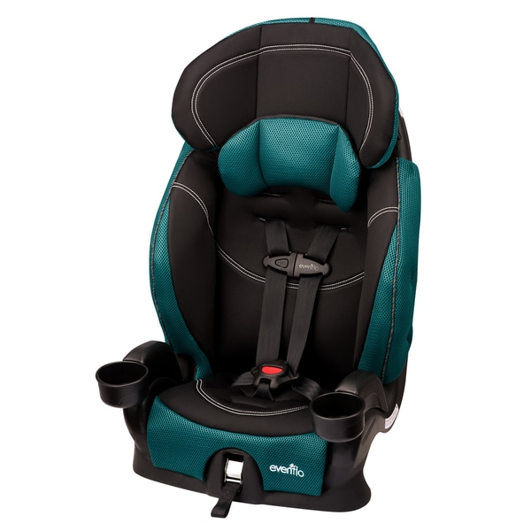 Evenflo Chase LX Jubilee Booster Car Seat