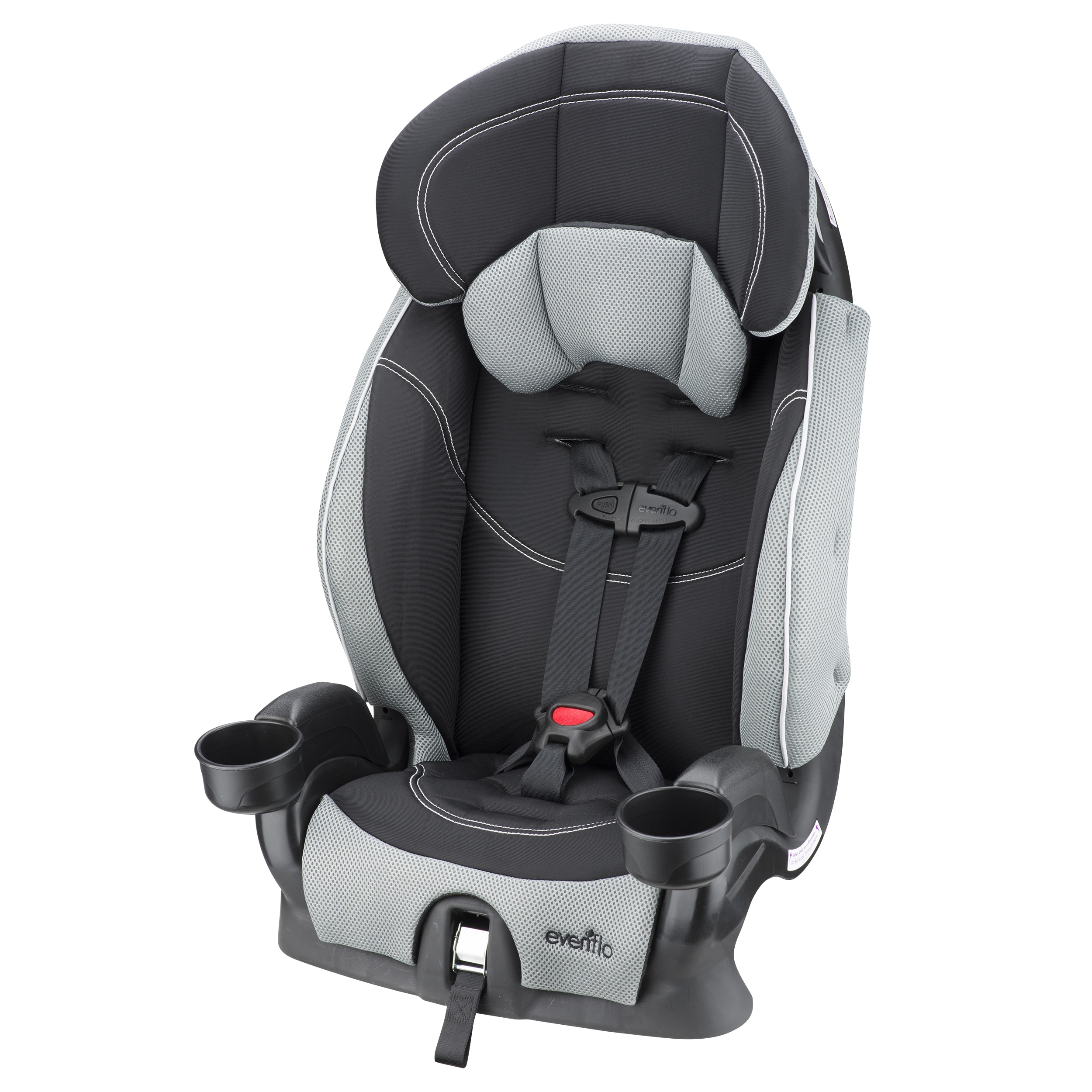 Evenflo Chase LX Booster Car Seat in Jameson (Jameson), Grey