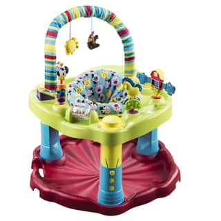 Evenflo ExerSaucer Bounce & Learn in Bouncin Barnyard|https://ak1.ostkcdn.com/images/products/11148850/P18146655.jpg?impolicy=medium