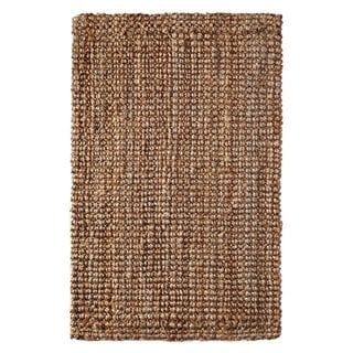 Celebration 6' x 9' Hand-Spun Jute Area Rug - 6' x 9'