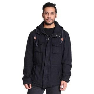 Excelled Men's Lightweight Linen Jacket