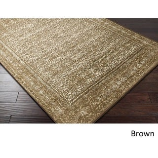 Meticulously Woven Barracks Rug (7'9 x 11'2)