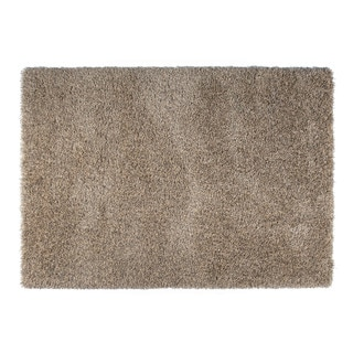 Somette Duckwater Collection Solid Shag Area Rug (5.3' x 7.7')