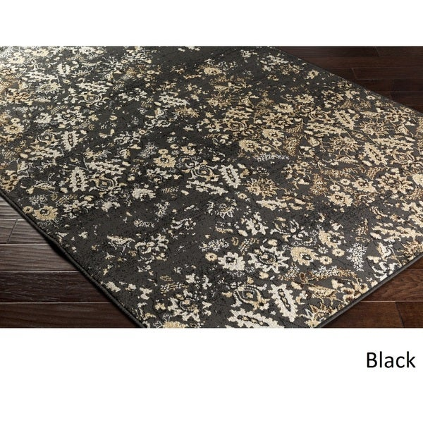 Meticulously Woven Bank Rug (2' x 3')