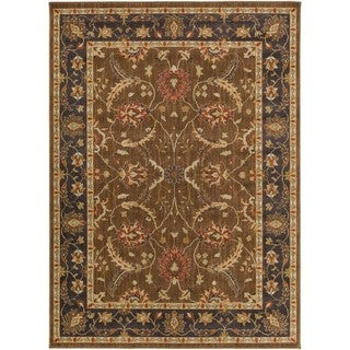Figueroa Area Rug (710 x 910 - Brown)