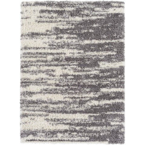 The Curated Nomad Chapman Striped Abstract Area Rug