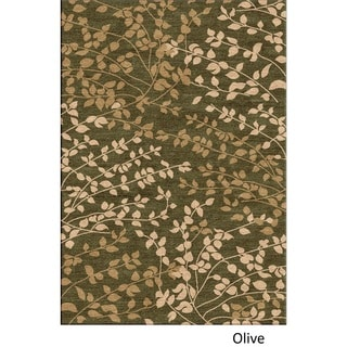 Meticulously Woven Fawn Rug (7'6 x 10'6)