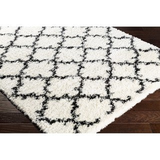Machine Made Eastus Microfiber/Polyester Rug (5'3 x 7'3)