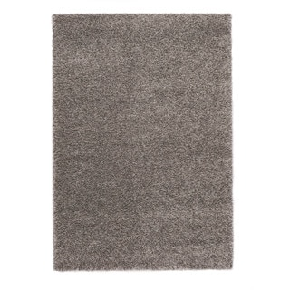 "Somette Slater Collection Slate Solid Area Rug (6'7"" x 9'6"")"