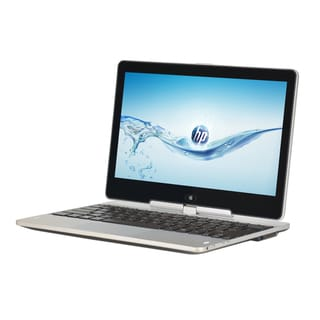 HP Elitebook Revolve 810 G1 11.6-inch touchscreen 1.9GHz Intel Core i5 CPU 8GB RAM 128GB SSD Windows 7 Laptop (Refurbished)