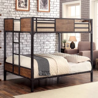 Buy Size Full Bunk Bed Kids Toddler Beds Online At Overstock Com