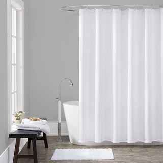 LaMont Home Chevron Shower Curtain - Multiple Sizes Available (2 options available)