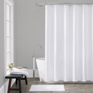 LaMont Home Chevron Shower Curtain - Multiple Sizes Available