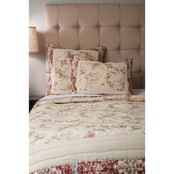 Gracie Cotton Quilt