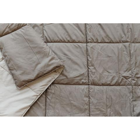 Kotter Home All-Season Reversible Comforter Set