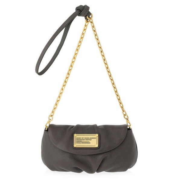 Marc by Marc Jacobs Faded Aluminum Classic Q Karlie Crossbody. Opens flyout.