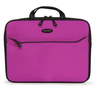 "Mobile Edge SlipSuit Carrying Case (Sleeve) for 16"" Notebook - Purple
