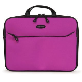 "Mobile Edge SlipSuit Carrying Case (Sleeve) for 16"" Notebook - Purple"
