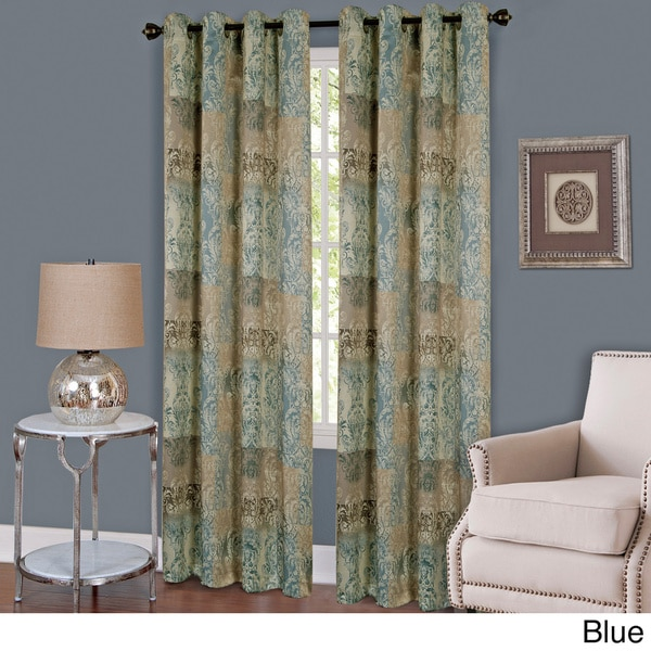 Achim Vogue Grommet Curtain Panel   Free Shipping On Orders Over $45    Overstock.com   18149278
