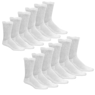 Diabetic Ankle Socks Unisex Physicians Choice (Pack of 3)