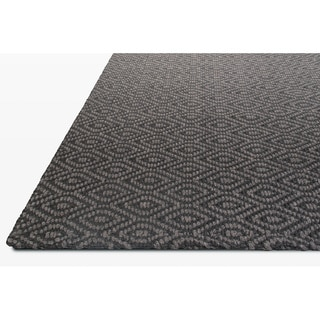 Zion Wool/ Jute Rug (2' x 3')